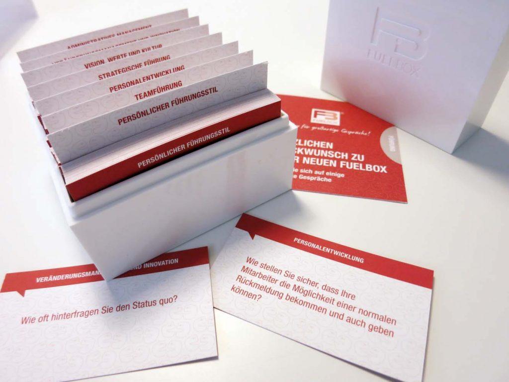 FuelBox auf der Zukunft Personal Köln
