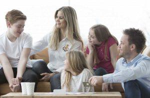 Familie mit FuelBox FAMILIE