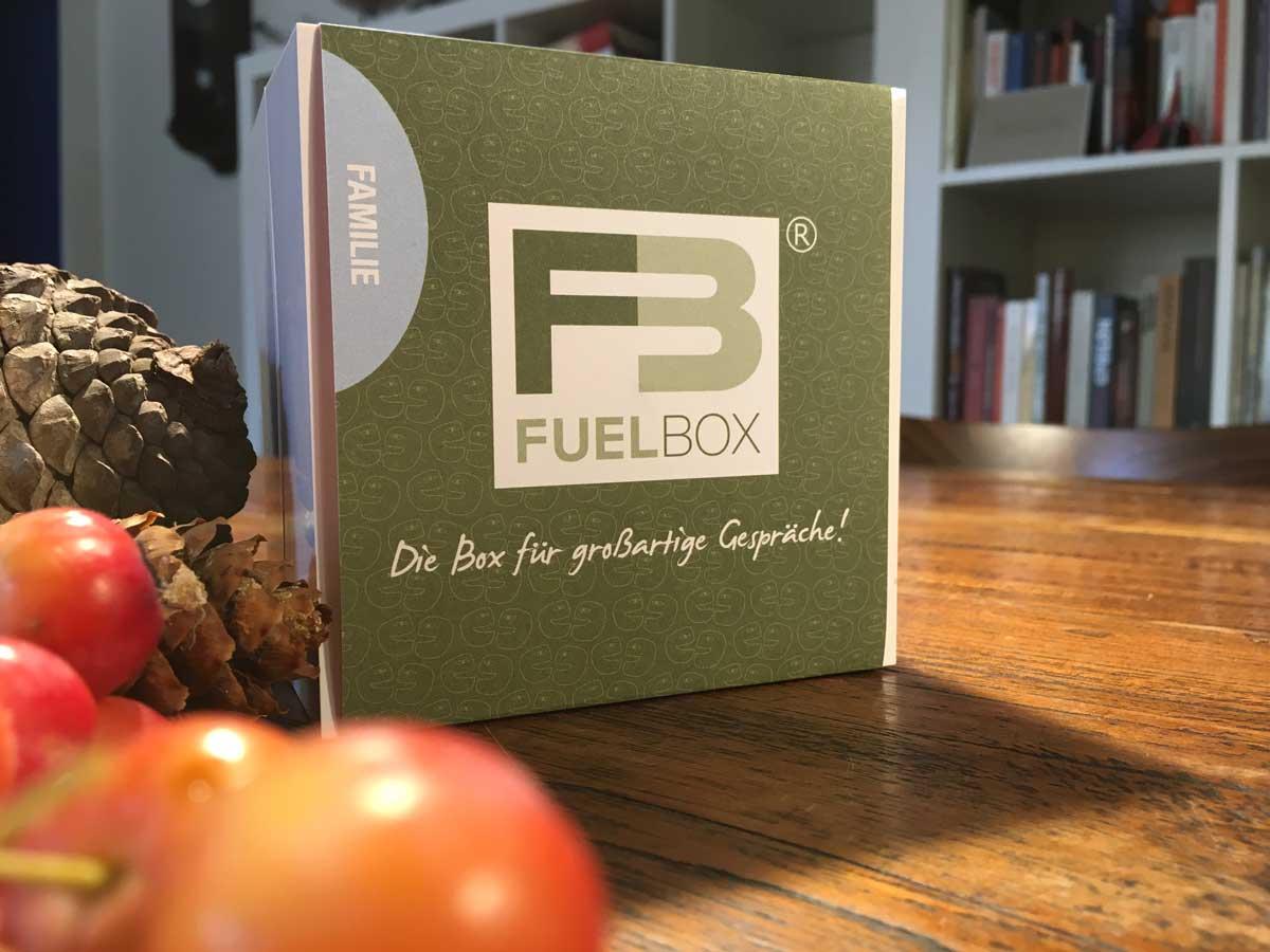 FuelBox FAMILIE Weihnachten