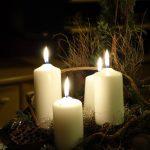 Rituale zur Weihnachtszeit: Adventskranz