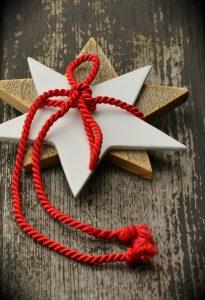 Rituale zur Weihnachtszeit: Basteln