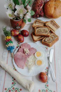 Osterfrühstück mit großartigen Gesprächen