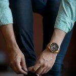 Die Uhr hat keinen Einfluss auf Überpünktlichkeit oder Unpünktlichkeit